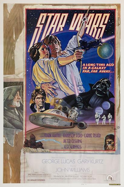 Jon Waterhouse Favorite Movie Posters #1