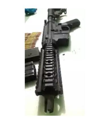 d6e0e7e8da Um fuzil de origem americana e munições foram apreendidas, na noite dessa  quinta-feira (23), na zona rural de Missão Velha - Área Integrada de  Segurança ...