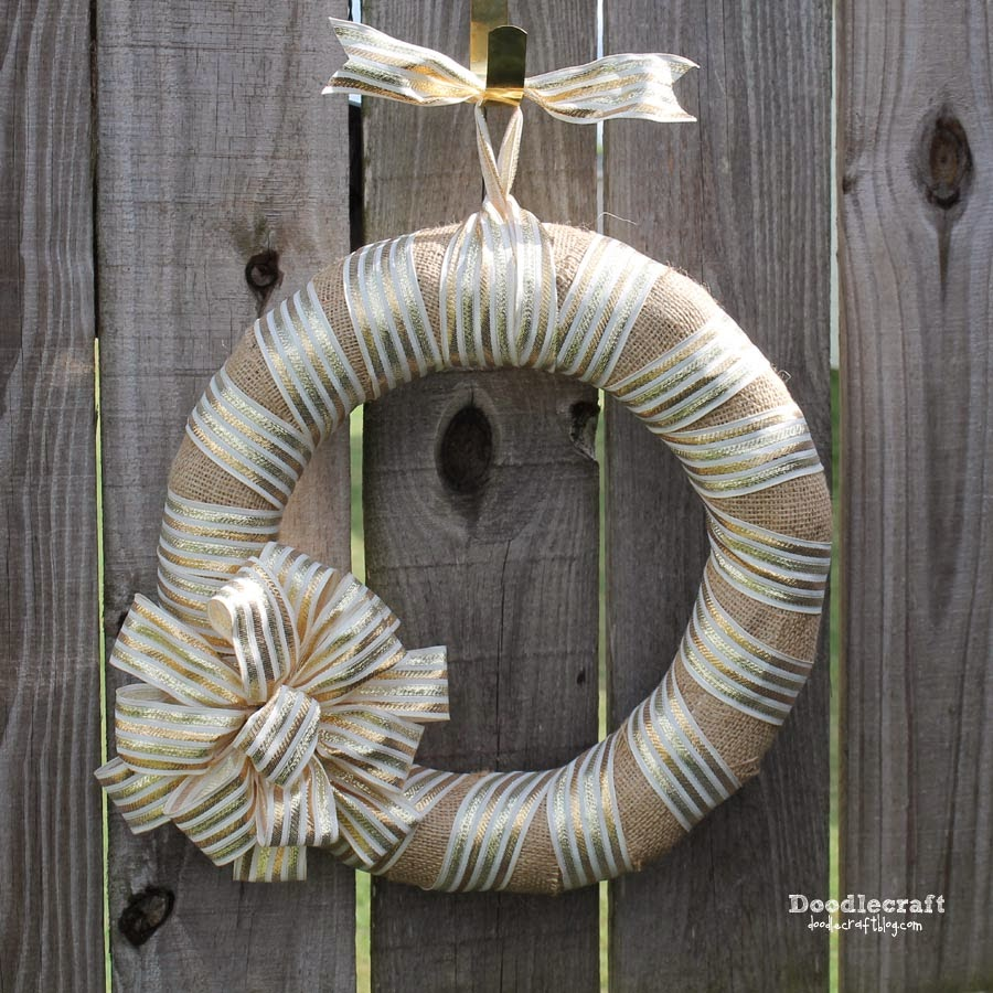http://www.doodlecraftblog.com/2014/10/ribbon-and-burlap-wreath.html