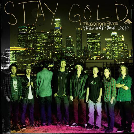 stay gold emerica