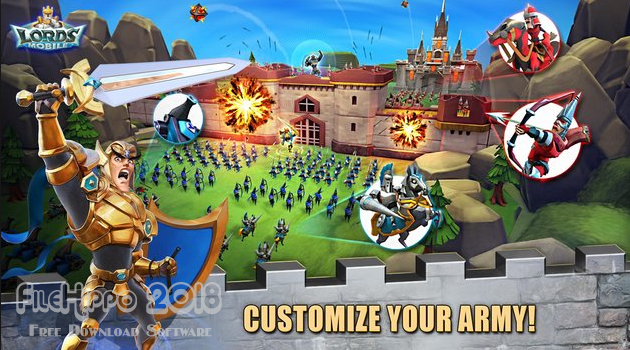 Lords Mobile Apk 2018 Free Download
