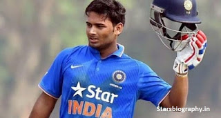 Rishabh Pant Biography, Age, Record, Family, Wiki in Hindi