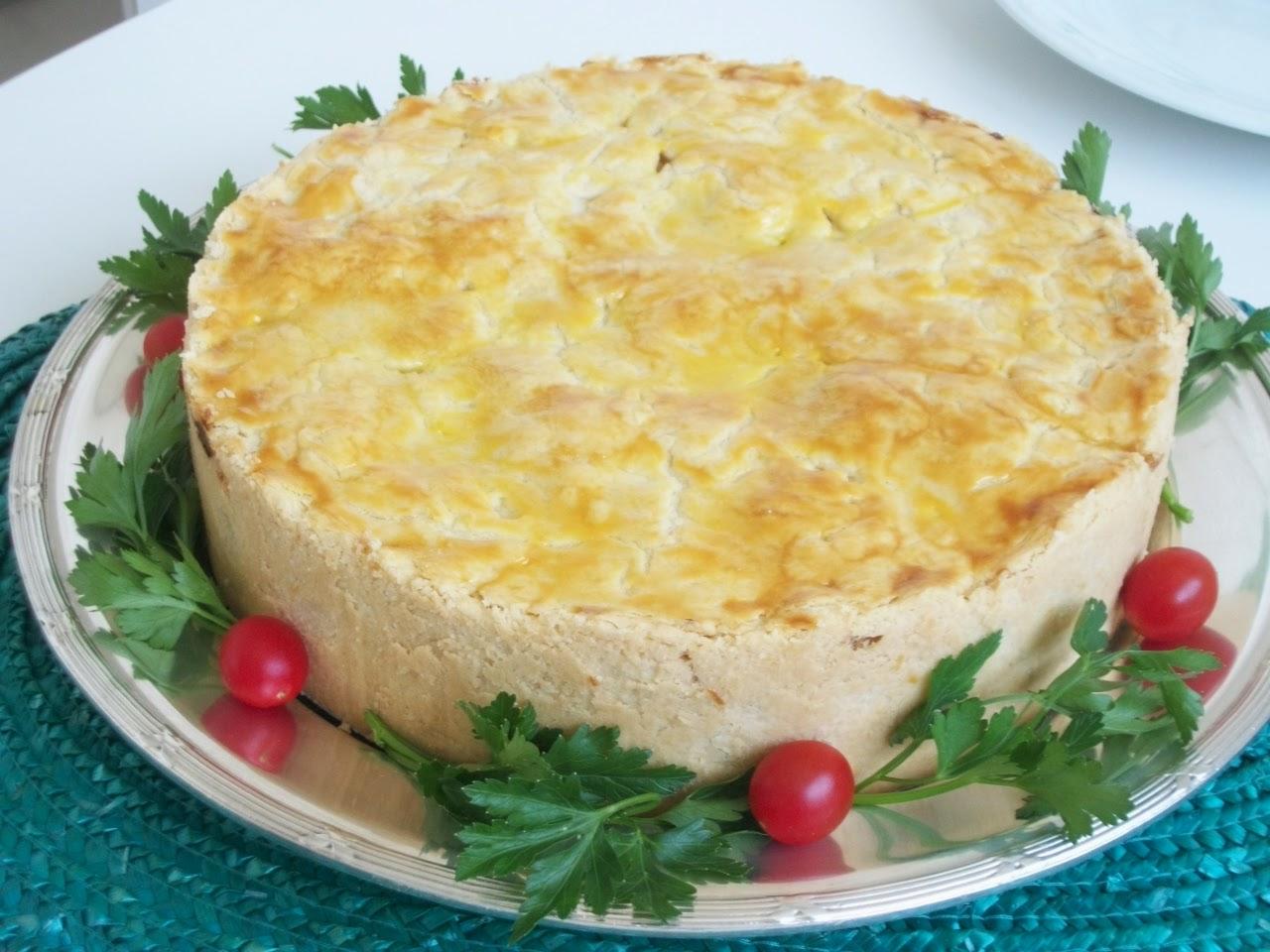 receitas, site de recheios, torta, torta de frango, receita simples, frango receita com frango, Padre bernardo, Goias