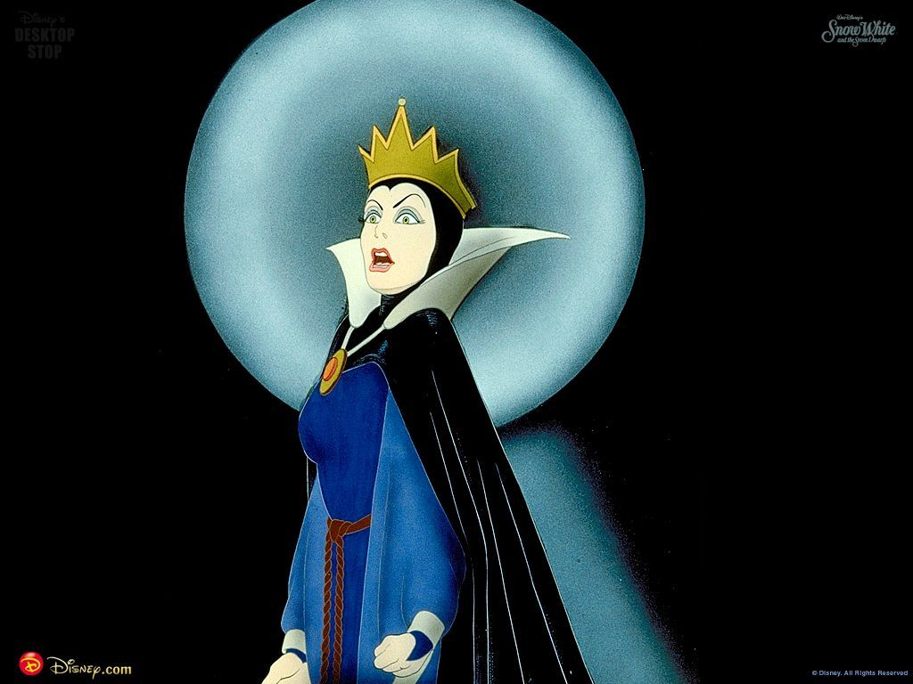 Evil Queen Snow White and the Seven Dwarfs 1937 animatedfilmreviews.filminspector.com