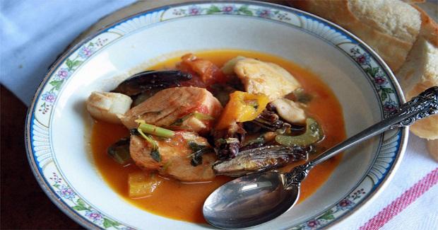 Boullabaise Recipe