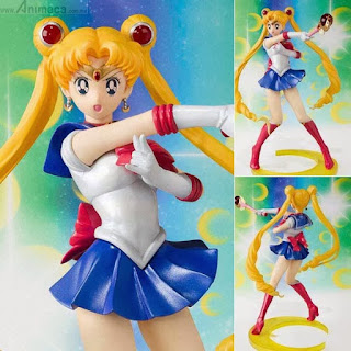 Figura Sailor Moon Figuarts ZERO Bishoujo Senshi Sailor Moon