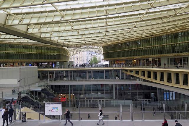 Les Halles - new version (2)