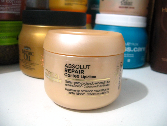 Máscara Absolut Repair Cortex Lipidium