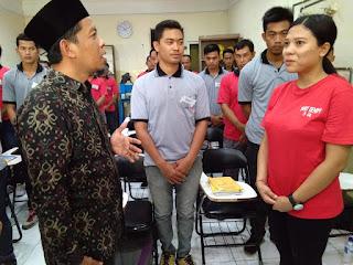 <b>Wakil Ketua DPRD NTB Dorong BLK Dikelola Secara Baik dan Professional</b>