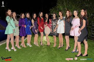 Miss Mizoram 2018  'The Closet Show'