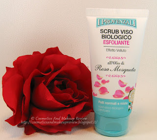 I Provenzali - Scrub viso biologico esfoliante