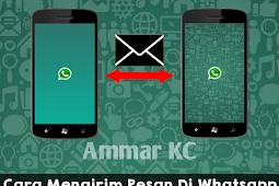 Cara Mengirim Pesan Di Whatsapp Tanpa Harus Menyimpan Nomor Penerima