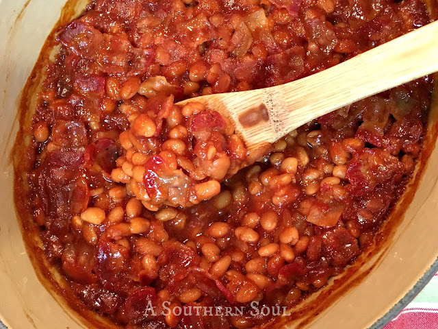 BEST Baked Beans | A Southern Soul