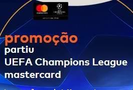 Cadastrar Promoção Partiu UEFA Mastercard e Mercado Livre - Champions League 2019
