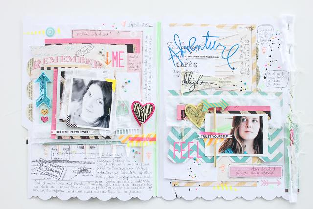 Memory File | Heidi Swapp | Janna Werner