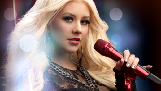Lirik Lagu Una Mujer ~ Christina Aguilera