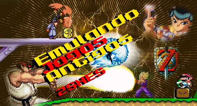 Emulando jogos de Super Nintendo no Linux e Windows com o ZSNES