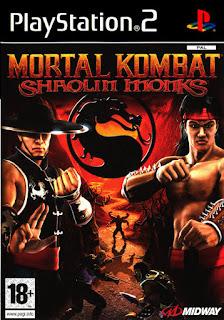 Cheat Mortal Kombat Shaolin monks Ps2 Berbahasa Indonesia