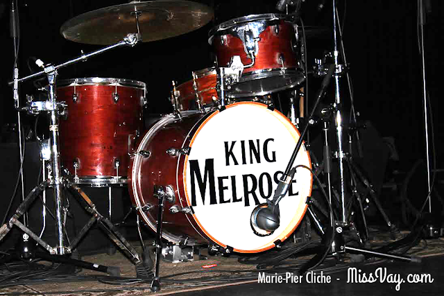 Entrevue King Melrose