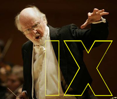 john williams episode ix