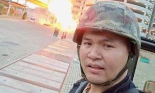جندي تايلندي يقتل 12 شخصاً ،بالبث المباشر عبر فيسبوك
