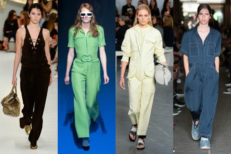 Τάσεις μόδας  Άνοιξη  Καλοκαίρι 2018.