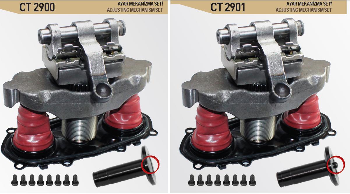 continual brake caliper repair kits for truck bus and van line lourd camion et autobus trier