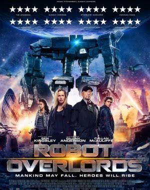 Robot Overlords (2014) สงครามจักรกลล้างโลก