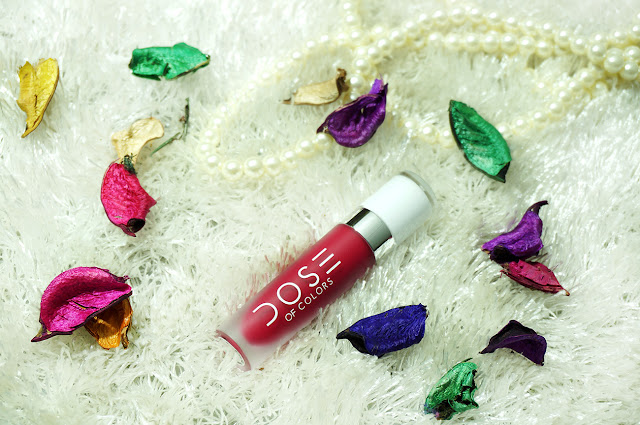 DOC, Dose of Colors cosmetics, merlot, red lips, pink lips, wine lipstick, makeup, lipstick review, lipstick swatches, beauty, makeup blog, beauty blog, top beauty blog in Pakistan, makeup online, best beauty blog in Pakistan, red alice rao, redalicerao