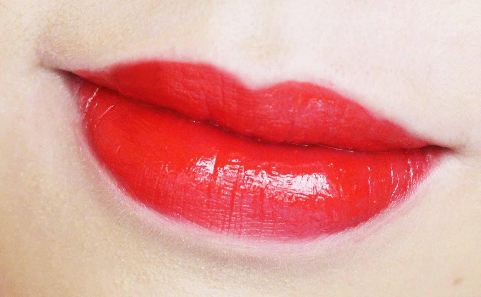 NARS Audacious Lipstick Swatches - Annabella