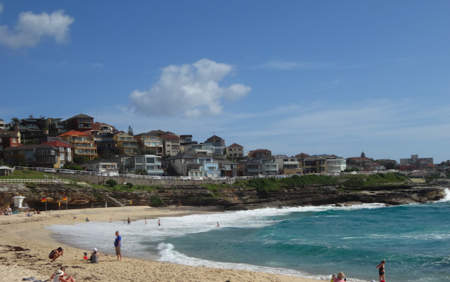 sydney, australia, bronte beach