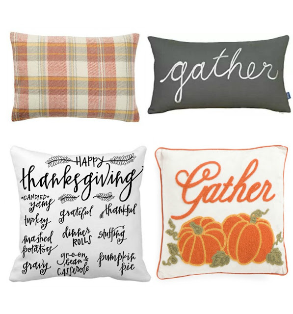 fall throw pillow ideas