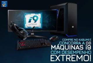 Cadastrar Promoção Kabum 2017 Agosto Setembro Concorra PC Gamer