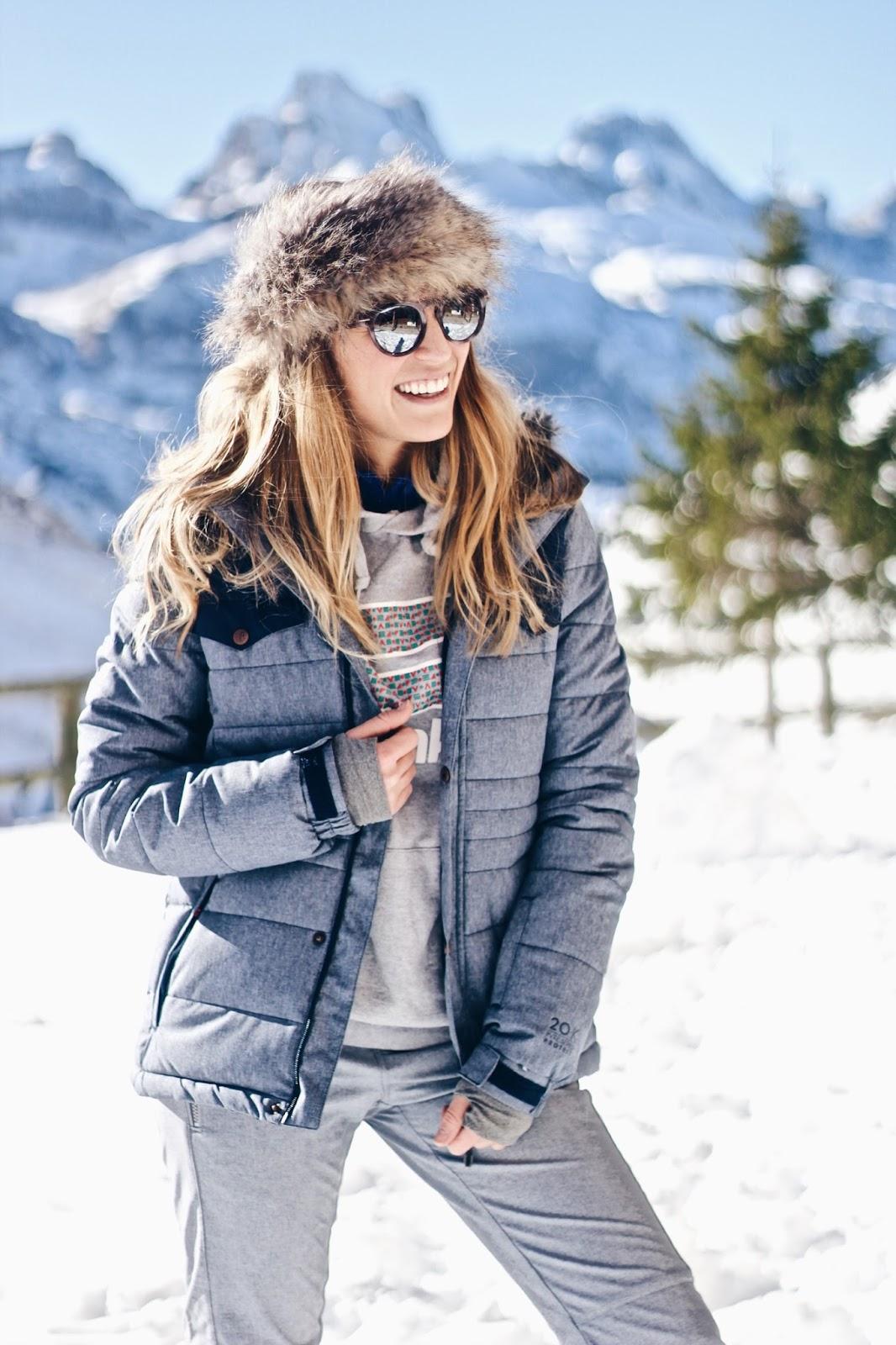 chaqueta esqui mujer