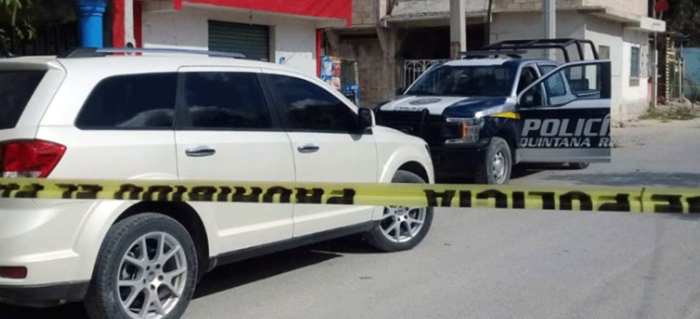 De 10 balazos Sicarios ejecutan a 'El Gato', jefe de plaza del Cártel Jalisco Nueva Generación en Cancún