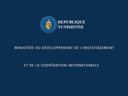 Ministère du Développement, de l'Investissement et de la Coopération Internationale