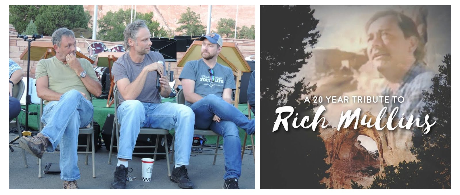 Rich Mullins: Between the Songs Podcast: Ep 3: Window Rock