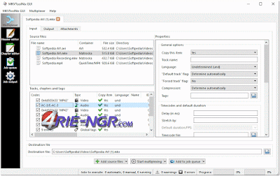 MKVToolnix 10.0.0 Final Terbaru Gratis