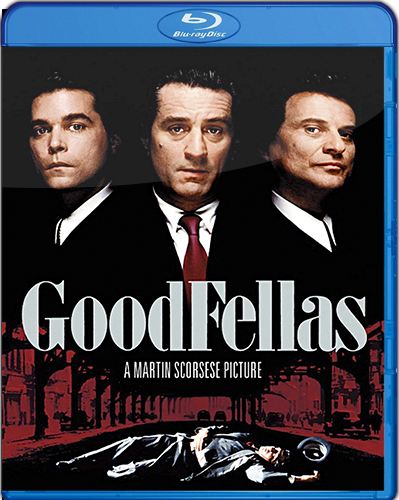 Goodfellas [1990] [25th Anniversary 2-Disc Edition] [BD25] [Español]