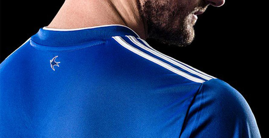 a931d6d0f The new Cardiff City 18-19 Premier League jersey will be available to buy  from tomorrow morning