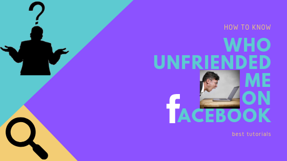 How Do You Find Out Who Unfriended You On Facebook<br/>