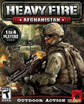 Heavy Fire Afghanistan Game Download