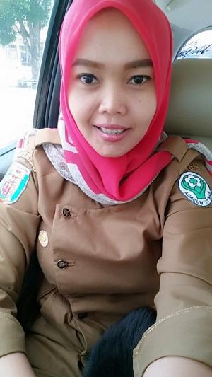 Wati Bidan Cantik Lampung Cari Suami Siap Nikah