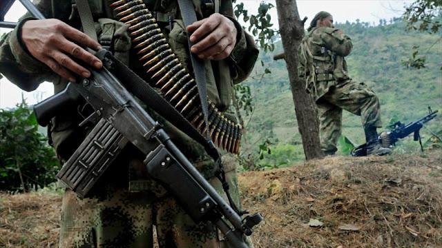 Pacto de paz amenazado: Una unidad de FARC rechaza entregar armas