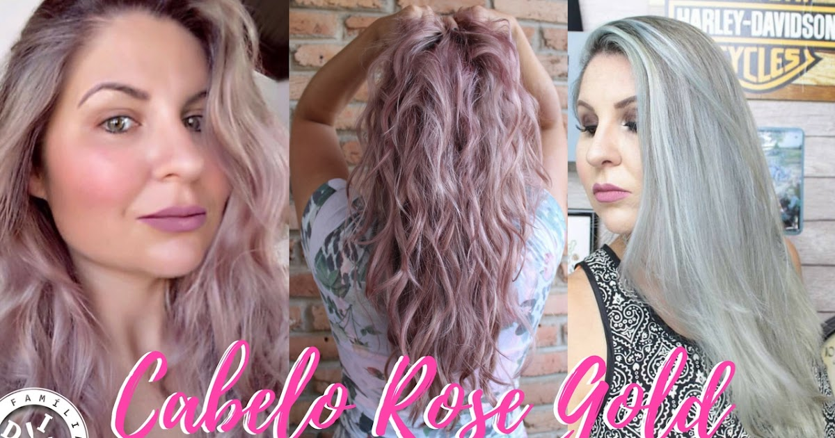 5 cores de cabelos tendência para 2018