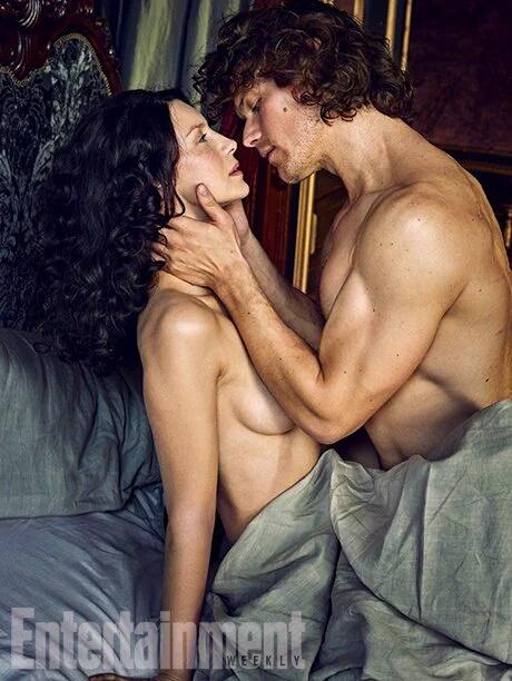 scottish men in bed