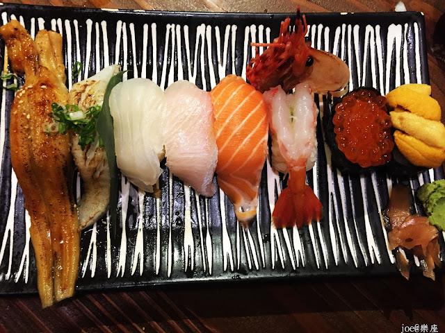IMG 9718 - 【台中美食】來自日本傳統好滋味的 樂座端爐燒 @日本古早味@新鮮海鮮@新鮮蔬果~
