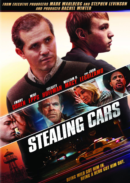 poster pelicula stealing cars