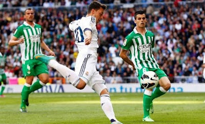 Partido Real Madrid vs Betis