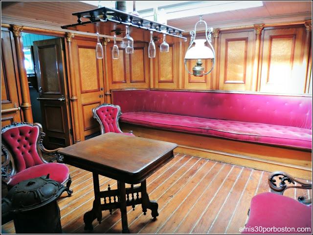 Salón Capitán del Balclutha